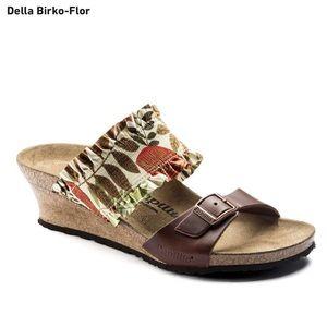 Birkenstock Papillon Della Burke-Flor Wedge 38 8